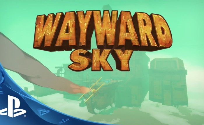 Review – Wayward Sky – Robots and Puzzles and Chickens, OHMY!