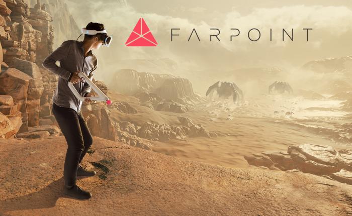 Review – Farpoint – In a galaxy far, faraway.