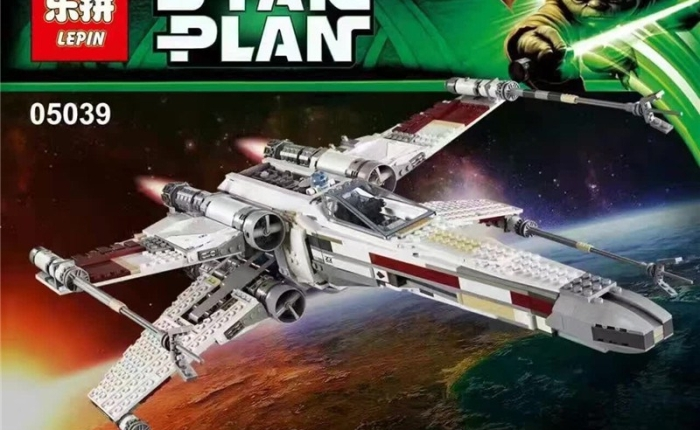Lepin Review – 05039 UCS X-WingRemake