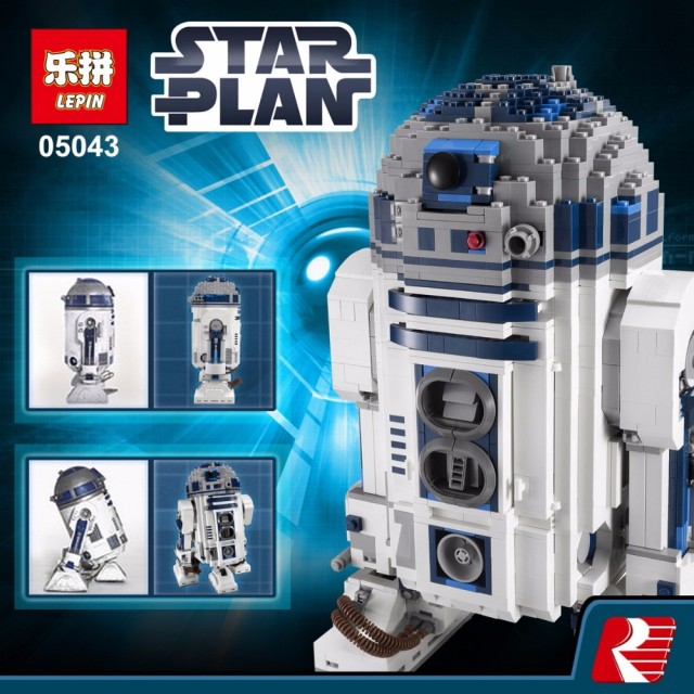 Lepinlego R2 D2 05043 10225 Block Off Review The Compulsive