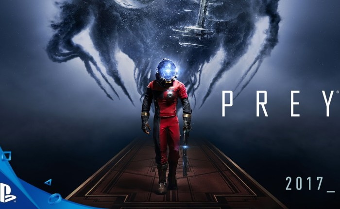 PS4 Review – Prey – your prayers have beenanswered
