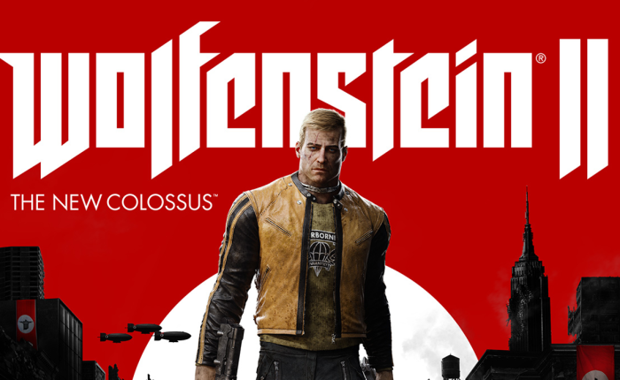 PS4 Game Review – Wolfenstien 2 – beware the German werewolf!