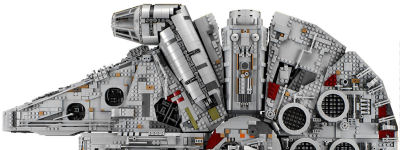 Lepin Review – UCS Millennium Falcon – 05132