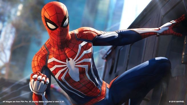 PS4 Review – Marvel's Spider-Man – really does whatever a spider can, and more!!