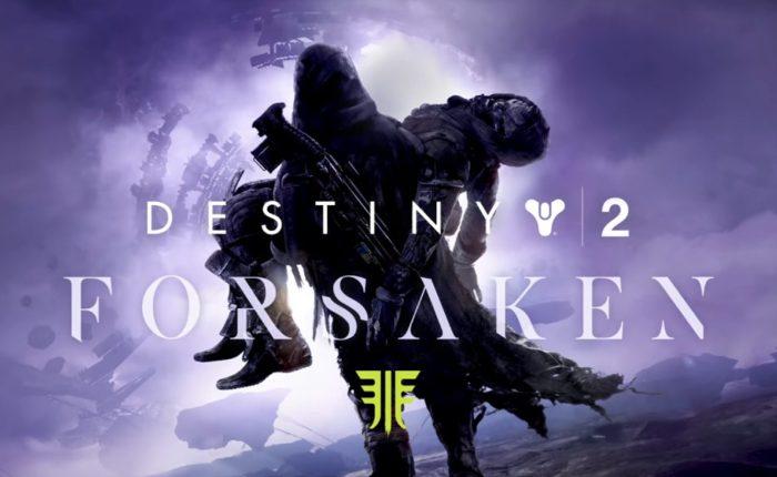 PS4 Review – Destiny 2:Forsaken