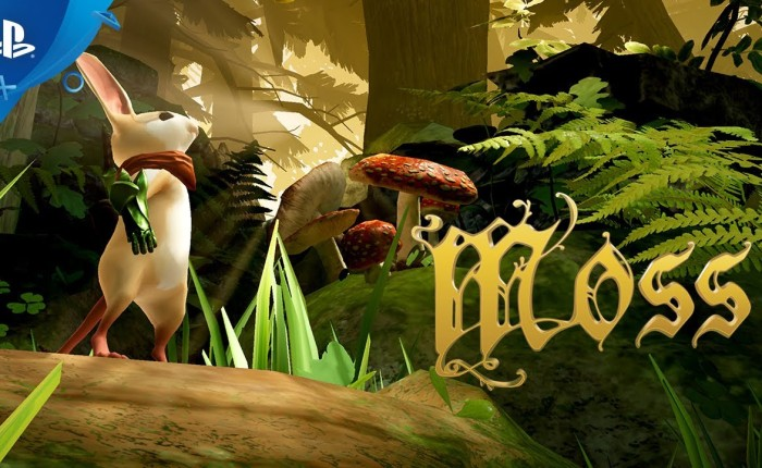 PSVR Review –Moss