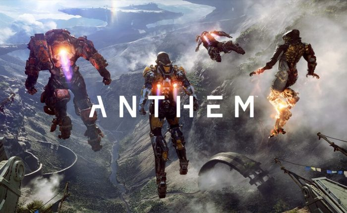 PS4 Review –Anthem