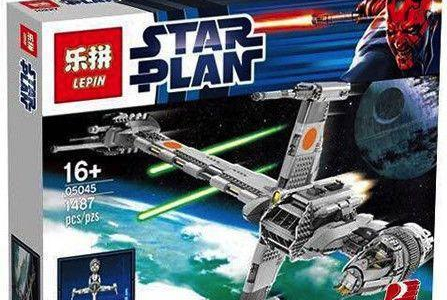 Block-Off Review – UCS B-Wing